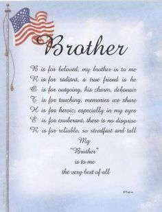 Missing my brother Poems Prayer For My Brother, Missing My Brother, Brother And Sister Relationship, Brother Birthday Quotes, Brother Sister Quotes, Happy Birthday Brother, Brother Brother, Sibling Quotes, Family Quotes