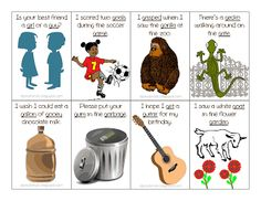 Articulation: G Sentence Flash Cards (Initial) - pinned by – Please Visit for all our pediatric therapy pins Speech Pathology Activities, Speech Therapy Worksheets, Phonological Awareness Activities, Articulation Therapy, Articulation Activities, Speech Language Therapy, Speech And Language, English Worksheets For Kids, Kids Therapy