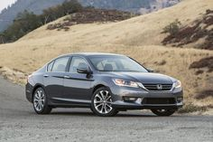 9th Gen Honda Accord Sedan...this is on my very short list of my next car to get in 2015...along with new Mazda6 or Optima