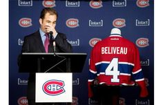 Photos: Canadiens great Jean Beliveau remembered