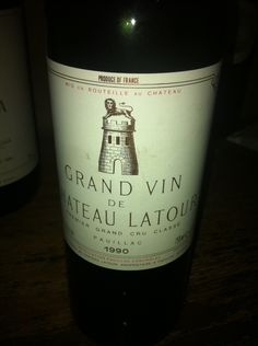 Chateau Latour Stops Selling Wine Futures