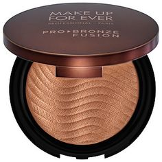 MAKE UP FOR EVER - Pro Bronze Fusion Bronzer  in 15I Soft Iridescent Amber  #sephora