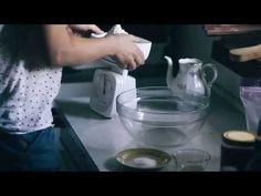 Hleb & Lale, food & photography: Video! Fokaća koja se ne mesi od speltinog brašna i mafini od borovnice