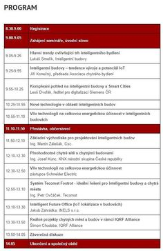 Konferencia: Inteligentné budovy | Archinfo.sk