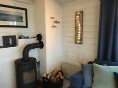 Drivved vegglampe. Home Decor, Homemade Home Decor, Interior Design, Home Interiors, Decoration Home, Home Decoration, Home Improvement