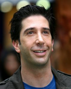 David Schwimmer As Ross Geller - The Perfect 10 Seasons From The Famous TV Show Friends David Schwimmer, Ross Geller, Perfect 10, Actors & Actresses, Tv Shows, Celebrities, People, Seasons, Google Search