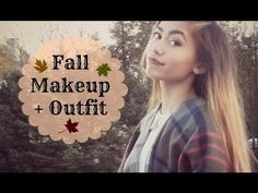 new video out! outfit and fall makeup
