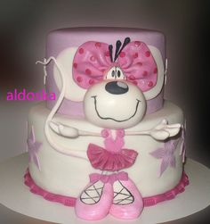 Diddlina Mouse Cake