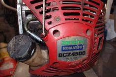 Economiseur de carburant Magn-us mini sur débroussailleuse Komatsu 45cc, 20% d'économie !