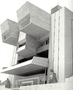 Galería de Clásicos de Arquitectura: Heroico Colegio Militar / Agustín Hernández + Manuel González Rul - 1