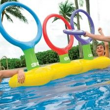 Image Detail For Cool Swimming Pool Toys And Games 7 Must Have S For Summer Fun Swimming