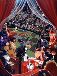Victor Ostrovsky, 1949 | Tutt'Art@ | Pittura * Scultura * Poesia * Musica |