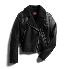 Looking for a great quality moto jacket. Not sure about the fabric on the collar, but it is still cute. I'd try it out.