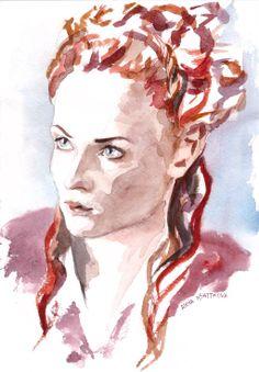 Sansa by AnnAshley.deviantart.com on @deviantART