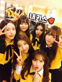 GFRIEND - SinB + Sowon + Umji + Eunha + Yerin + Yuju