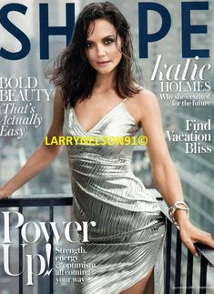 Katie Holmes likes to work out with daughter Suri Cruise Shape Magazine, Katie Holmes, Dynamic Warm Up, Melania Trump, My Ex Girlfriend, Ex Girlfriends, Celebs, Celebrities, Bliss