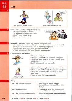 English Grammar Rules, English Adjectives, English Verbs, Learn English Grammar, Grammar Lessons, English Language Learning, Learning Spanish, English Units, English Book