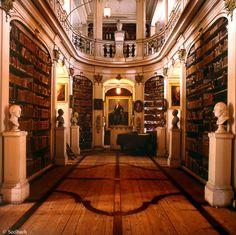 Herzogin Anna Amalia Bibliothek / Weimar, Germany