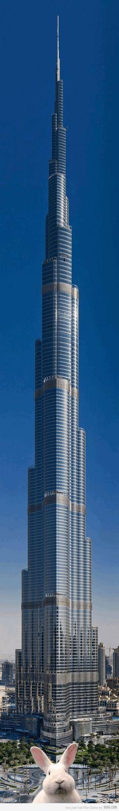 Burj Dubai.