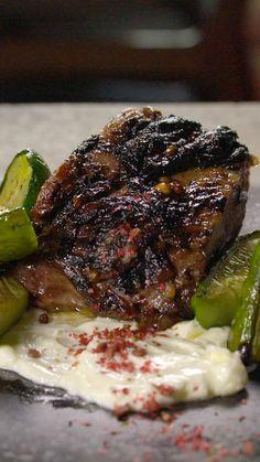 Zak Pelaccio S Lamb Shoulder - Seafood Lamb Recipes, Fish Recipes, Cooking Recipes, Healthy Recipes, Smoked Lamb, Lamb Shoulder, Lamb Dishes, Yogurt Sauce, Homemade Yogurt