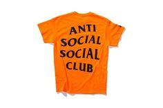 Anti Social Social Club x UNDFTD Black Paranoid Tee 100/% AUTH FREE SHIPPING S-XL