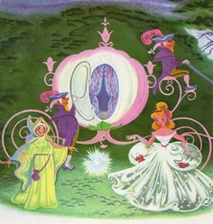 Sharon's Sunlit Memories: Disney's Cinderella