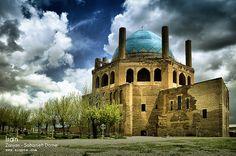 Soltanieh Dome