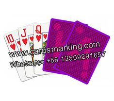 634a194a6fcf Professional Copag jumbo face luminous marked cards are the newest skills  in poker cheating fields