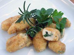 Bocconcini di pollo alle erbe aromatiche
