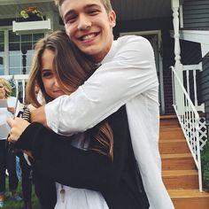 Dani and Liam