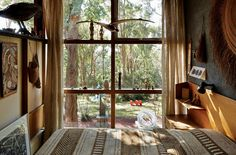 The one-room house by Robin Boyd for artists Inge and Grahame King.