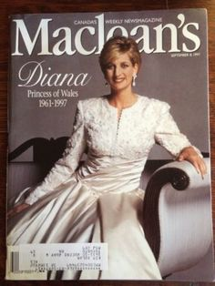 Photo of diana for fans of Princess Diana 20576653 Princess Diana Images, Princess Diana Wedding, Princess Of Wales, Kitty Spencer, Vintage Magazines, Lady Diana, Wedding Dresses, Fans, Fashion
