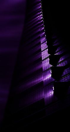 Purple Lights | The lights on the wall caught my attention. | Russell Wong Photo | Flickr