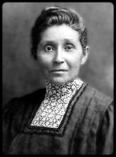 Dr. Susan La Flesche Picotte (June 17, 1865 - September 18, 1915) of Nebraska was the first American Indian woman to become a physician in the United States.