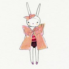 Marc Jacobs by Fifi Lapin