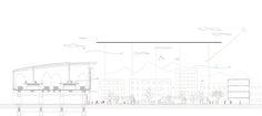 studio velocity -屋外のような屋根の下 - 熊本駅西口広場 実施設計競技 5/6