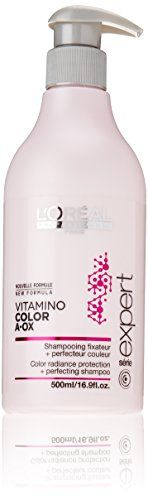 Loreal Professionnel Serie Expert Vitamino Color AOX Shampoo 169 Fluid Ounce *** More info could be found at the image url.Note:It is affiliate link to Amazon.