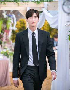 Lee Jong Suk ❤❤ 'Romance is a bonus book' Drama ^^