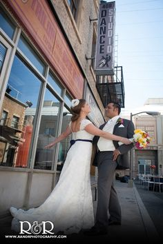 Wedding Dress | Bride & Groom | Wedding Venue | CBS Backlot | #weddingdress #brideandgroom #weddingvenue #CBSBacklot #RandRCreativePhotography