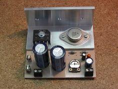 world technical: 5A Power Supply 1.2-25V