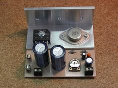 world technical: 5A Power Supply 1.2-25V