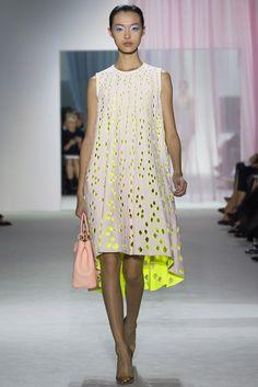 Dior - Pasarela ss2013