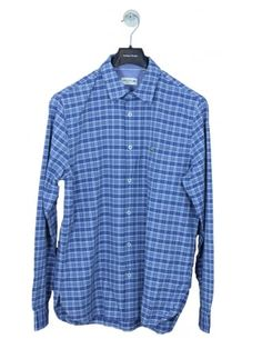 626c95750 Lacoste Logo Chest Shirt in Philippine Blue - Northern Threads Philippines,  Designer Clothes For Men