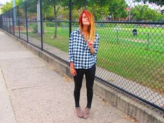 50 Cute Flannel Outfit Ideas for Fall 2014 Cute Flannel Outfits, Cute Outfits With Leggings, Flannel Shirt, Cool Outfits, Elegant Dresses, Nice Dresses, Afro, Fall Collections, Boho Dress