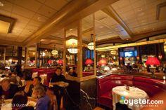 Eastern Standard restaurant, Boston MA. ||||| I'm diggin' those mirrored columns :)  -db.