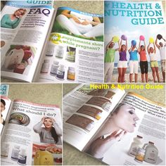 This Health & Nutrition Guide booklet is OUT - available at the Forever counter now ... lots and lots of information to refer to !! Grab it soon !!   Friends who would love to have this to read more info about what we have to help different health issues - inbox me at www.facebook.com/viennajinen