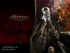 Integra Hellsing Ultimate Wallpaper