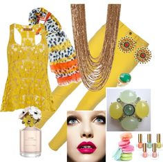 """""""Feeling great just thinking of all these!"""" by ourdesignpages on Polyvore"""