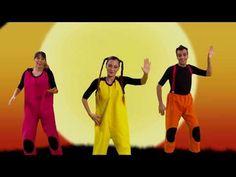 Canzoni per bambini: Il sole in Africa Baby Dance - FantaTeatro - YouTube