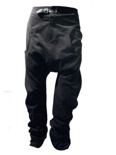 Disorder Low Crotch Trousers